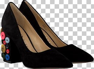 Footwear High-heeled Shoe Suede Leather PNG