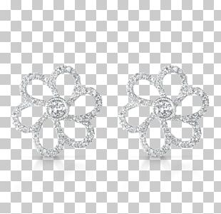 Earring Flower Floral Design Computer Icons Petal PNG
