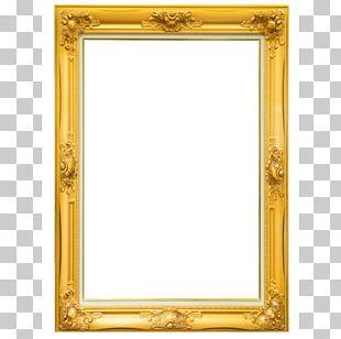 Frames Gilding Stock Photography Gold Metal PNG