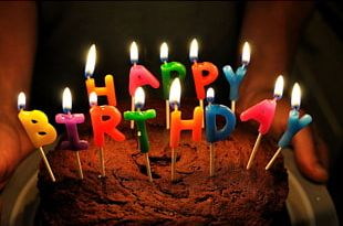 Birthday Cake Chocolate Cake Sheet Cake Happy Birthday To You PNG