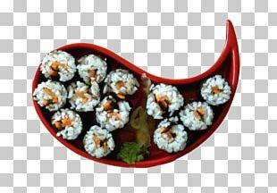 California Roll Sushi Japanese Cuisine Gimbap PNG