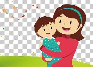 Mothers Day Child Internshala PNG