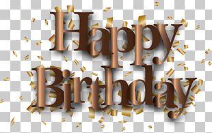 Birthday Cake Party Digital Scrapbooking PNG