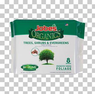 Shrub Tree Evergreen Garden Fertilisers PNG