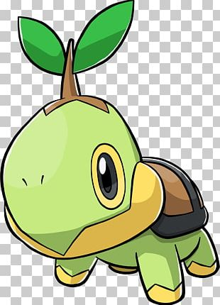 Turtwig Pokemon PNG