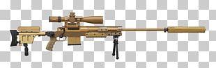 Gun Barrel Sniper Rifle Firearm Weapon PNG