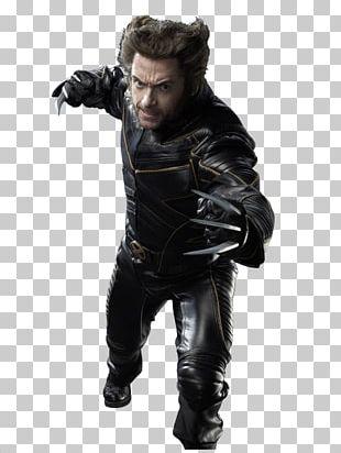 Hugh Jackman Wolverine Professor X Pyro Jean Grey PNG