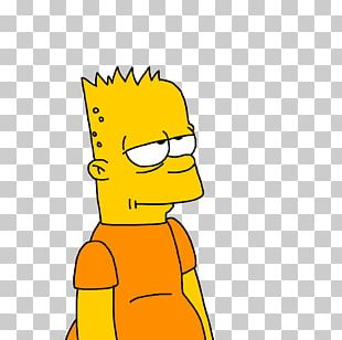 Bart Simpson Lisa Simpson Homer Simpson Drawing PNG