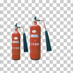 Fire Extinguisher Carbon Dioxide Firefighting Combustibility And Flammability Liquid PNG