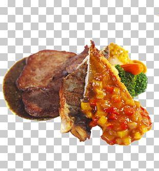 Beefsteak Thai Cuisine Vegetarian Cuisine Pork Steak PNG