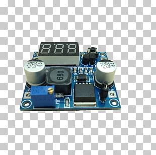 Power Converters Electronic Component Electronics Microcontroller Electronic Engineering PNG