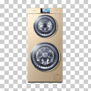 Washing Machine Haier Home Appliance Refrigerator PNG