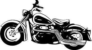 Harley-Davidson Motorcycle PNG