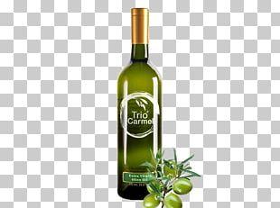 White Wine Trio Carmel Risotto Olive Oil PNG