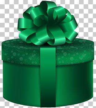 Decorative Box Gift Ribbon PNG