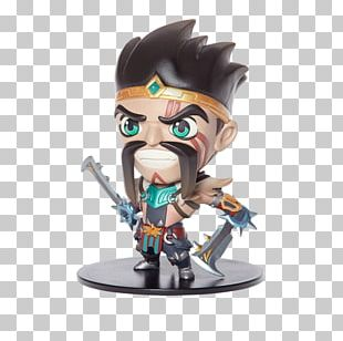 2017 League Of Legends World Championship Action & Toy Figures Riot Games PNG