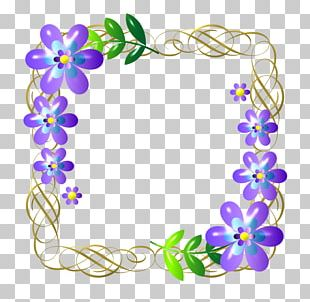 Floral Design Frames Photography Decorative Arts PNG
