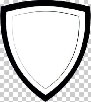 Badge Police Template PNG