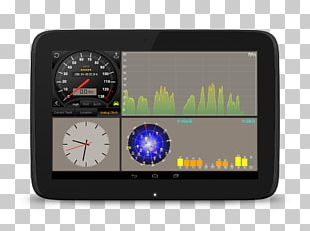Car Speedometer Android Global Positioning System Odometer PNG