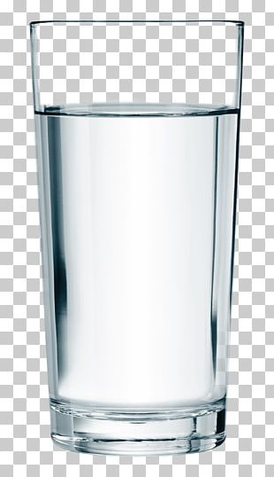 Cup Glass Drinking Water PNG