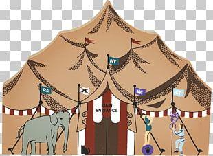 Horse Cat Circus Cartoon PNG