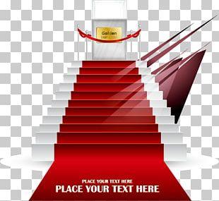 Red Carpet Illustration PNG