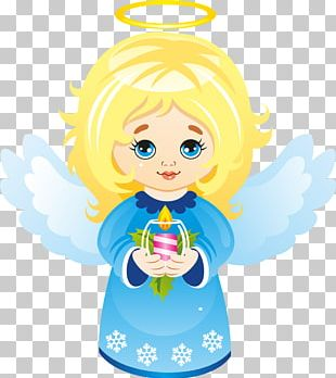 Angel Christmas PNG