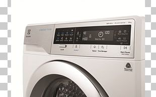 Major Appliance Washing Machines Combo Washer Dryer Clothes Dryer Electrolux PNG