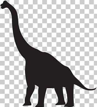 Tyrannosaurus Silhouette Dinosaur PNG