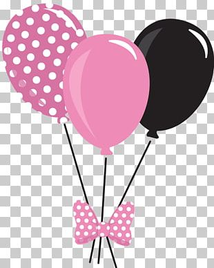Mickey Mouse Minnie Mouse Balloon PNG