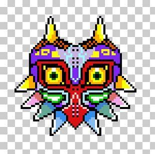 The Legend Of Zelda: Majora's Mask Cross-stitch Princess Zelda The Legend Of Zelda: Ocarina Of Time PNG