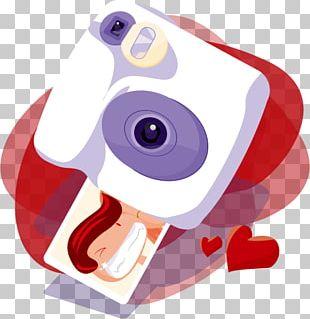 Camera Polaroid Corporation PNG