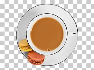 Earl Grey Tea Coffee Macaron Milk PNG