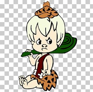 Bamm-Bamm Rubble Pebbles Flinstone Wilma Flintstone Barney Rubble Betty Rubble PNG