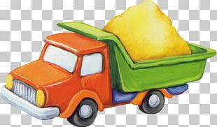 Car Drawing Truck Motor Vehicle Child PNG