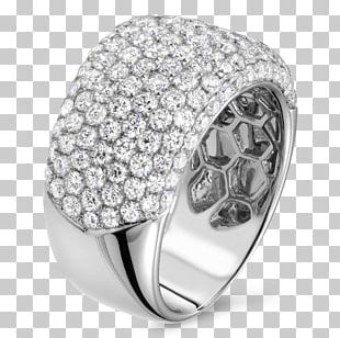 Ring Brilliant Diamond Cut Jewellery PNG