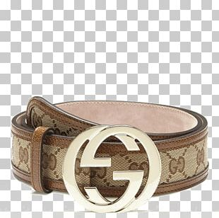 Belt Buckle Gucci Fashion Leather PNG