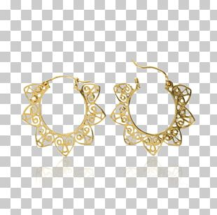 Earring Jewellery Costume Jewelry Gold Plating Necklace PNG