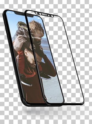 IPhone X Apple IPhone 8 Plus Screen Protectors Mobile Phone Accessories PanzerGlass Glass Screen PNG