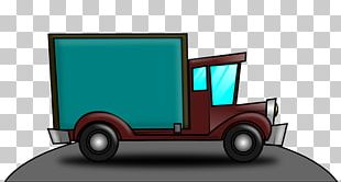 Tow Truck Car PNG