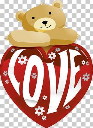 Bear Gfycat Love PNG