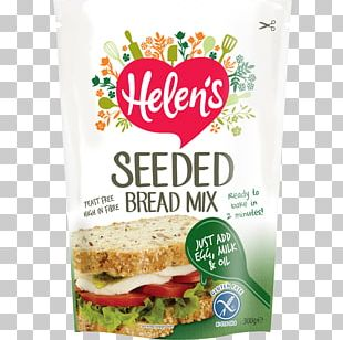 Fast Food Gluten-free Diet Bread PNG