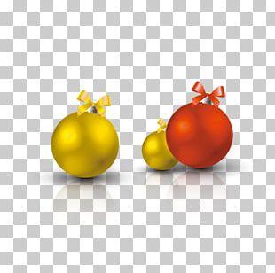 Holidays Orange Sphere PNG