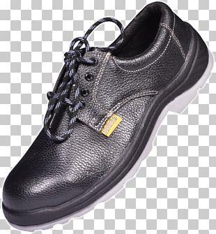 Cross-training Shoe Walking Black M PNG