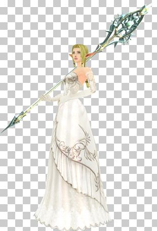 Costume Design Gown Legendary Creature Angel M PNG