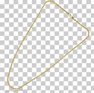 Necklace Jewellery Chain Gold Silver PNG