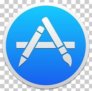 Mac App Store MacOS Apple PNG