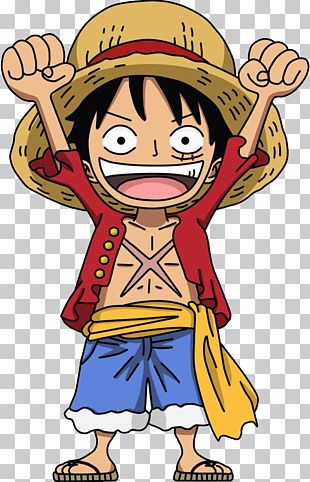 Monkey D. Luffy One Piece: Pirate Warriors Chibi Trafalgar D. Water Law PNG