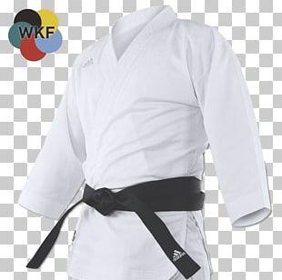 Karate Gi Adidas Kumite World Karate Federation Tokaido PNG