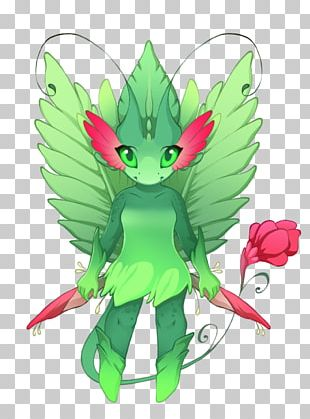 Fairy Sprite Insect Flight PNG